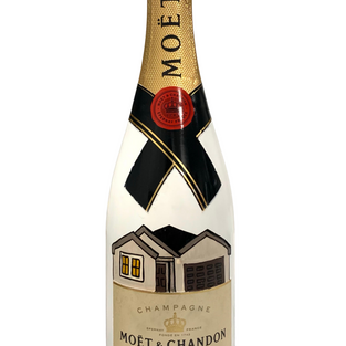 Our First Home - Moet & Chandon