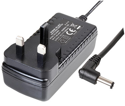 PW123 DC Power Supply Unit  12v  3Amp with 2.1mm output