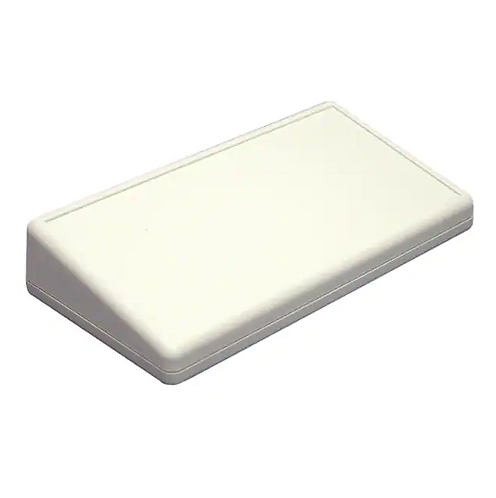 Hammond Sloping Console 170x85.5x18 Enclosure Grey