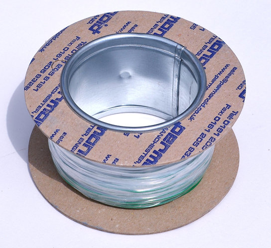 7/0.2 Equipment Wire 100m Roll various Colours