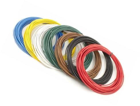 10m Rolls of 7/0.2mm Equipment Wire.