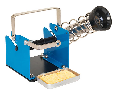 HT134 Soldering Iron Stand with Cleaning Sponge