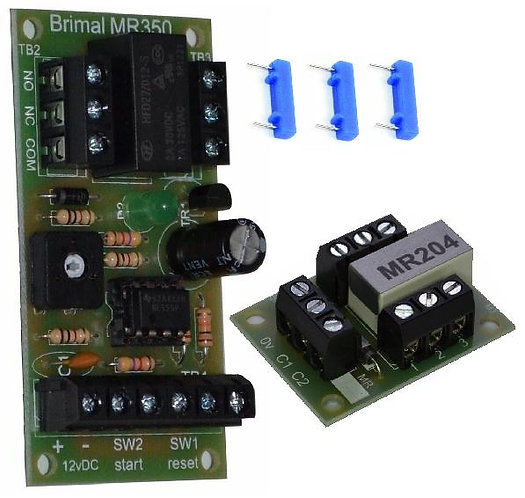 MR215 Automatic Forward / Reverse Shuttle Switch & Timer