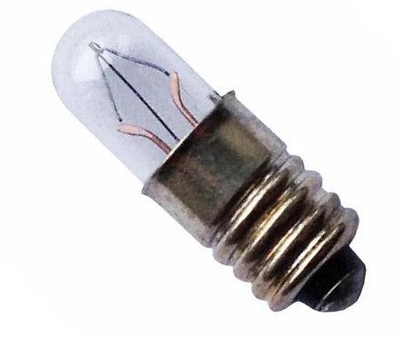 LES 12v Bulbs Clear (in 5 packs)