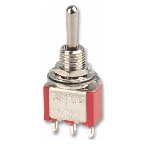 SW303 Mini Toggle Switch On - Off - On
