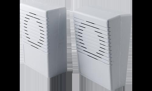EN700 White Speaker Enclosure