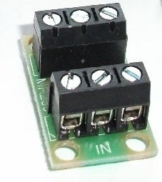 MR235 6 x 3way Screw Terminal Junction Board