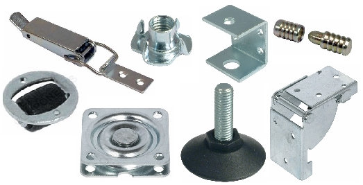 Baseboard Construction Components