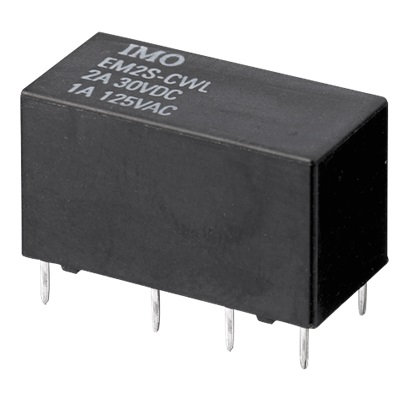 IMO BT Approved Signal Relay DPCO 2Amp