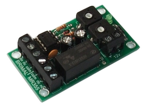 MR355 Pulse Timer 0.5 sec to 60 sec