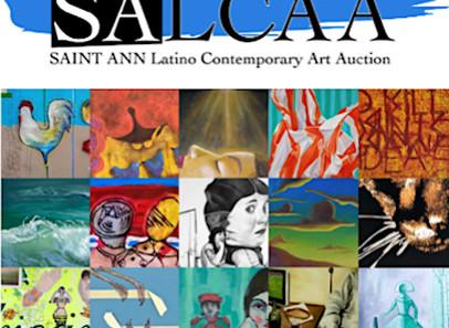 SALCAA Contemporary Art Auction