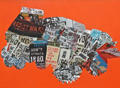 Arnold Mesches, Artist's Artist Whose Work Incisively Examines History, Politics, and Spectacle