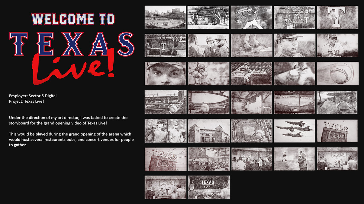 Texas Live! Grand Opening Video