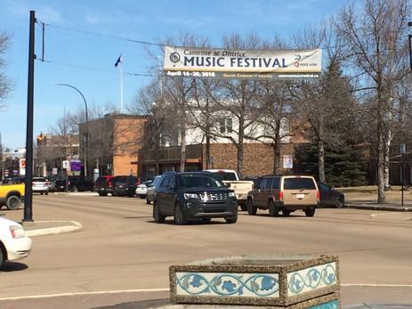 Music Festival Adjudications