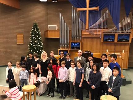 Christmas Concert, 2019!
