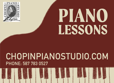 Back to Piano Lessons - Septeber 2020!