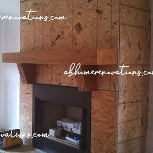 custom fireplace midway