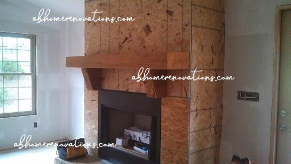 custom fireplace midway