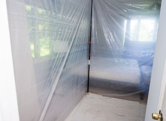 We want to keep your home away from debris while remodeling individual rooms.
