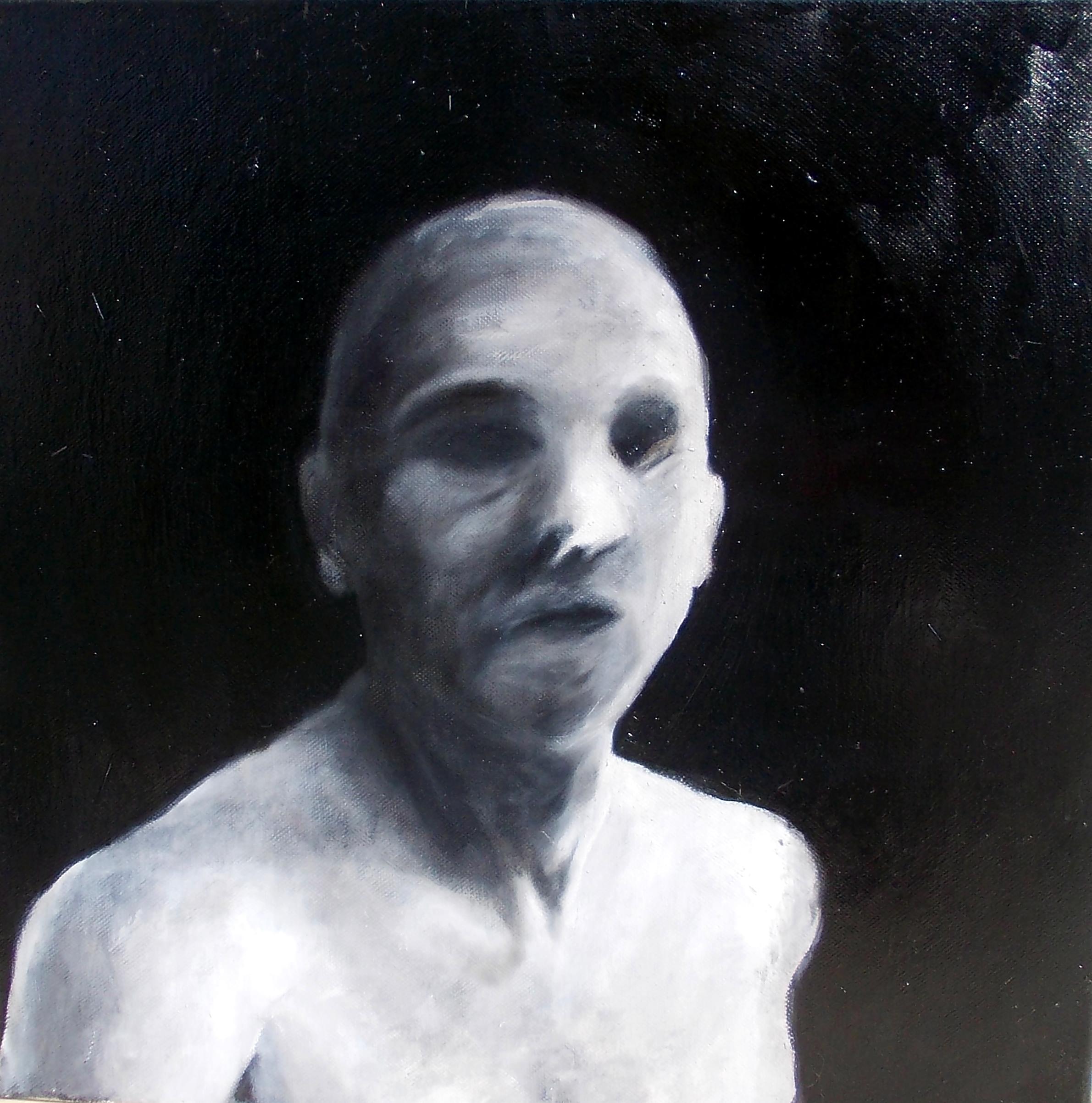 The Hesitant Ghost