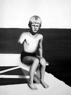 Colonia Marina Basevi - Agosto 1972