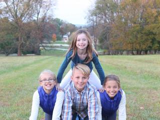 Family Mini-Session at the Historic Hampton Mansion