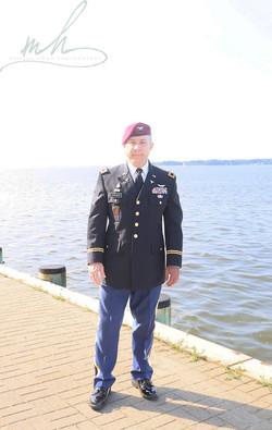 Colonel David Marcozzi, MD