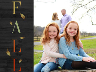 Fall Mini-Sessions...Updated Dates