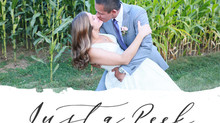 Farmyard Wedding in Myersville