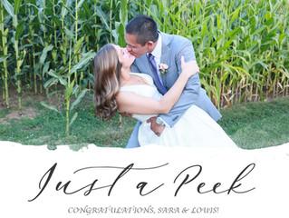 Farmyard Wedding in Myersville