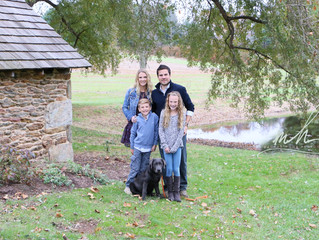 Fall Family Sessions on the Farm