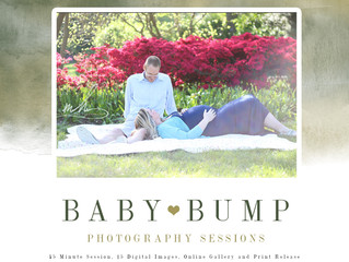 """Loving on Mommy-to-Be"" Maternity Sessions"