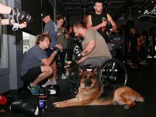 Warrior Fit Weekend with Catch A Lift Fund