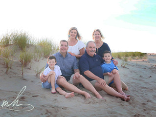 Christ Family Beach Session-Bethany Beach