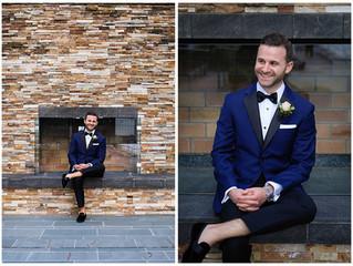 Dan & Steph Wed at the Four Seasons