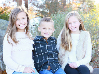 Mini-Sessions at Hillendale Country Club
