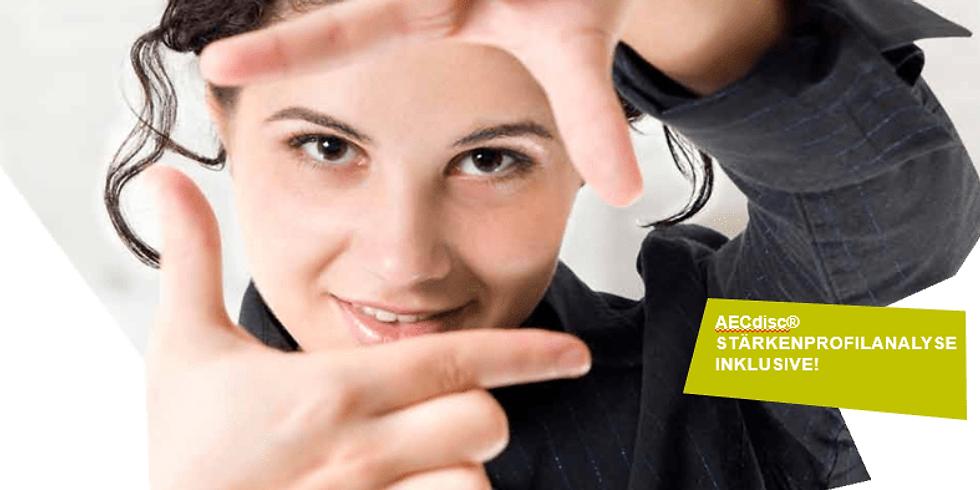 HORBACH-Karriereseminar: Erkenne Dein Spielfeld! Stärken definieren und erfolgreich im Job einsetzen.