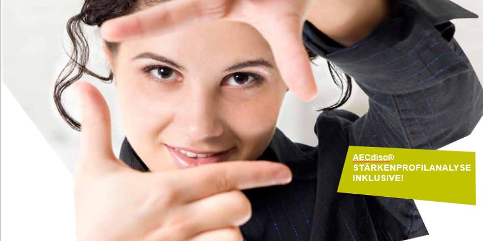 HORBACH KARRIERESEMINAR: Erkenne Dein Spielfeld! Stärken definieren und erfolgreich im Job einsetzen.