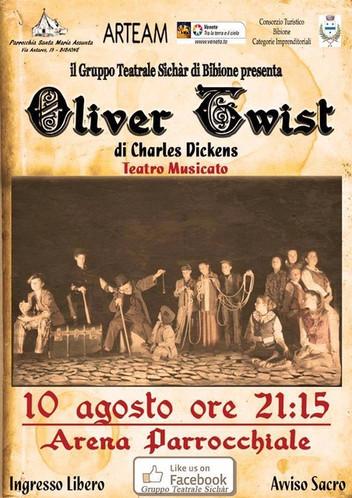 Oliver Twist (2015)