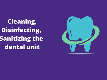 5 safety measures in the dental practice during COVID19