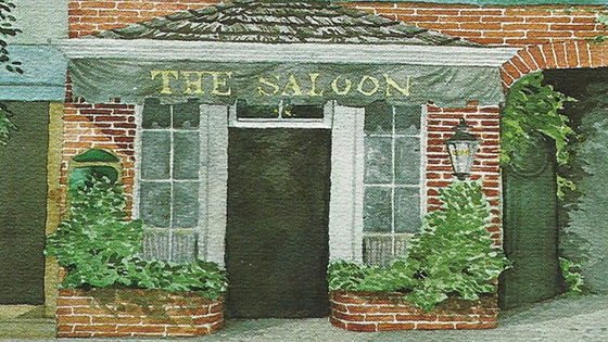 The Saloon: An Insiders Perspective-Article for Fork and Spoon Magazine