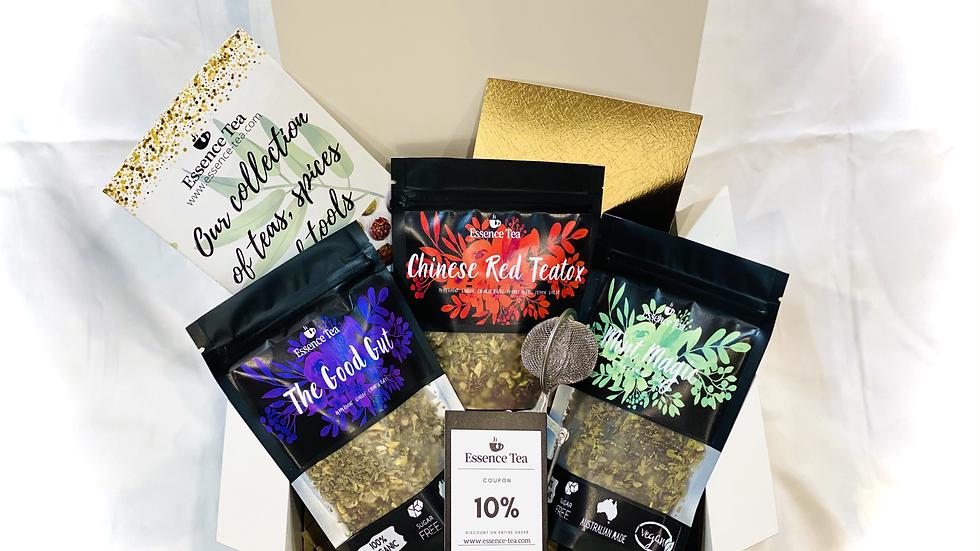 Boost Metabolism Tea Box
