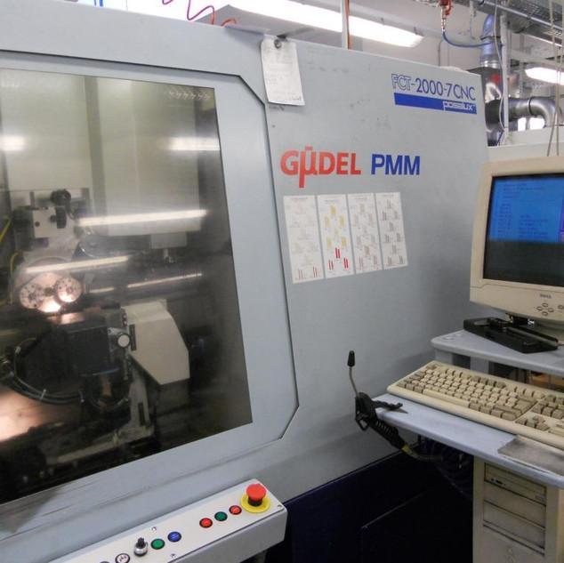 CNC Feinbearbeitung