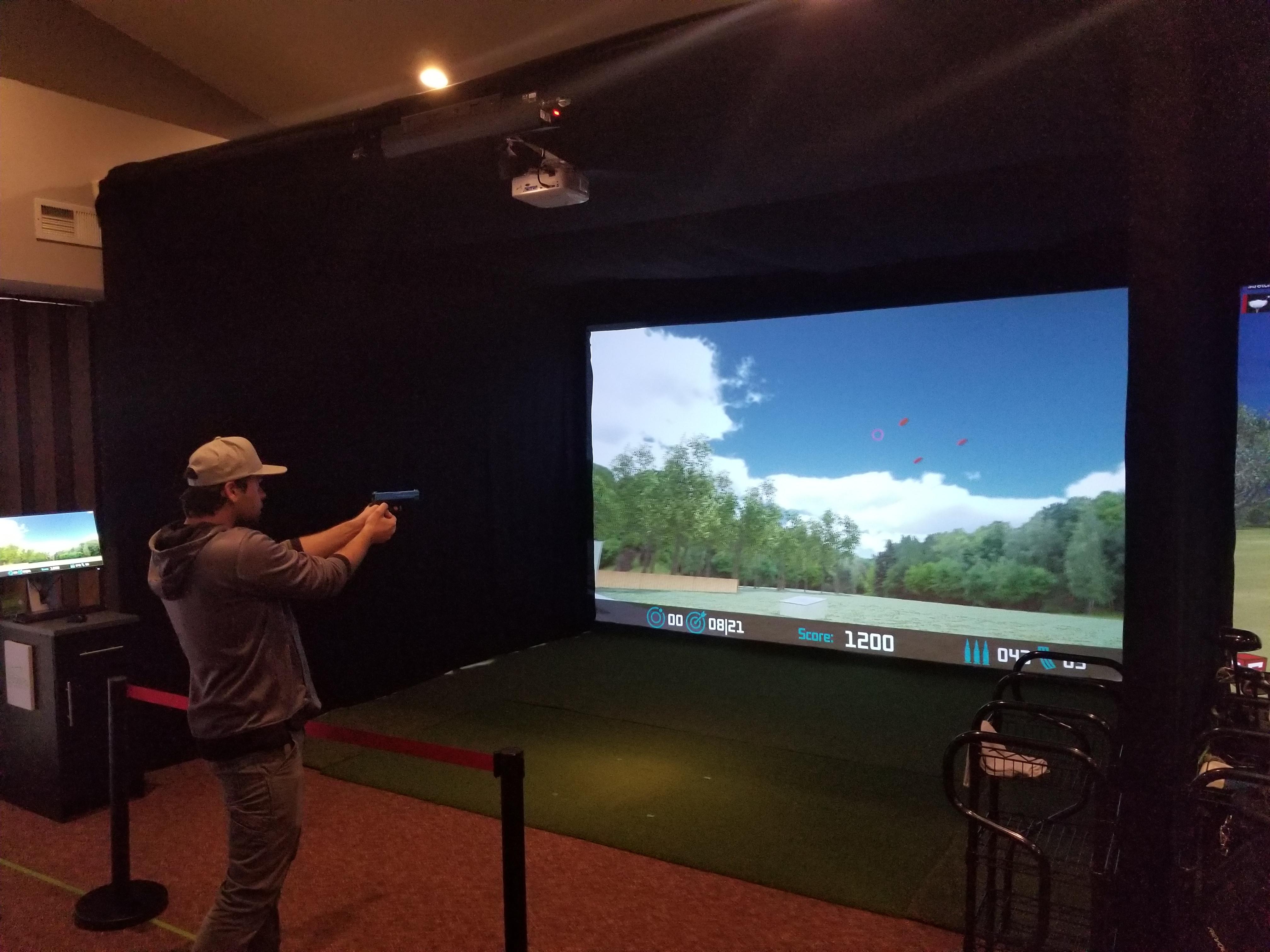 1/2 Hour Shooting Simulator
