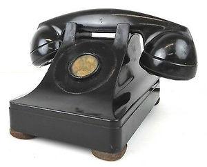 Western-Electric-Company-Telefono-Antico