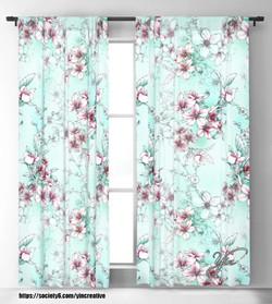 Cherry Blossoms- YinCreativeStudio- curt