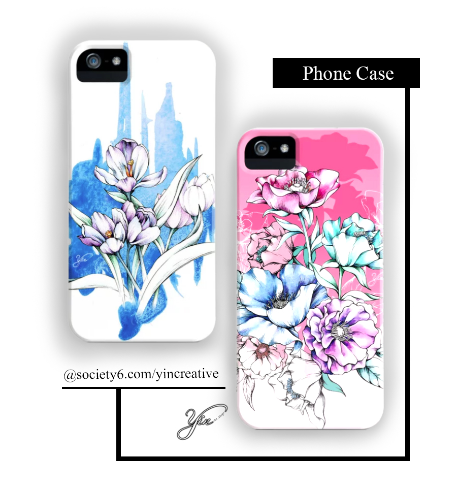 Story Template- Society 6- phone case 2.