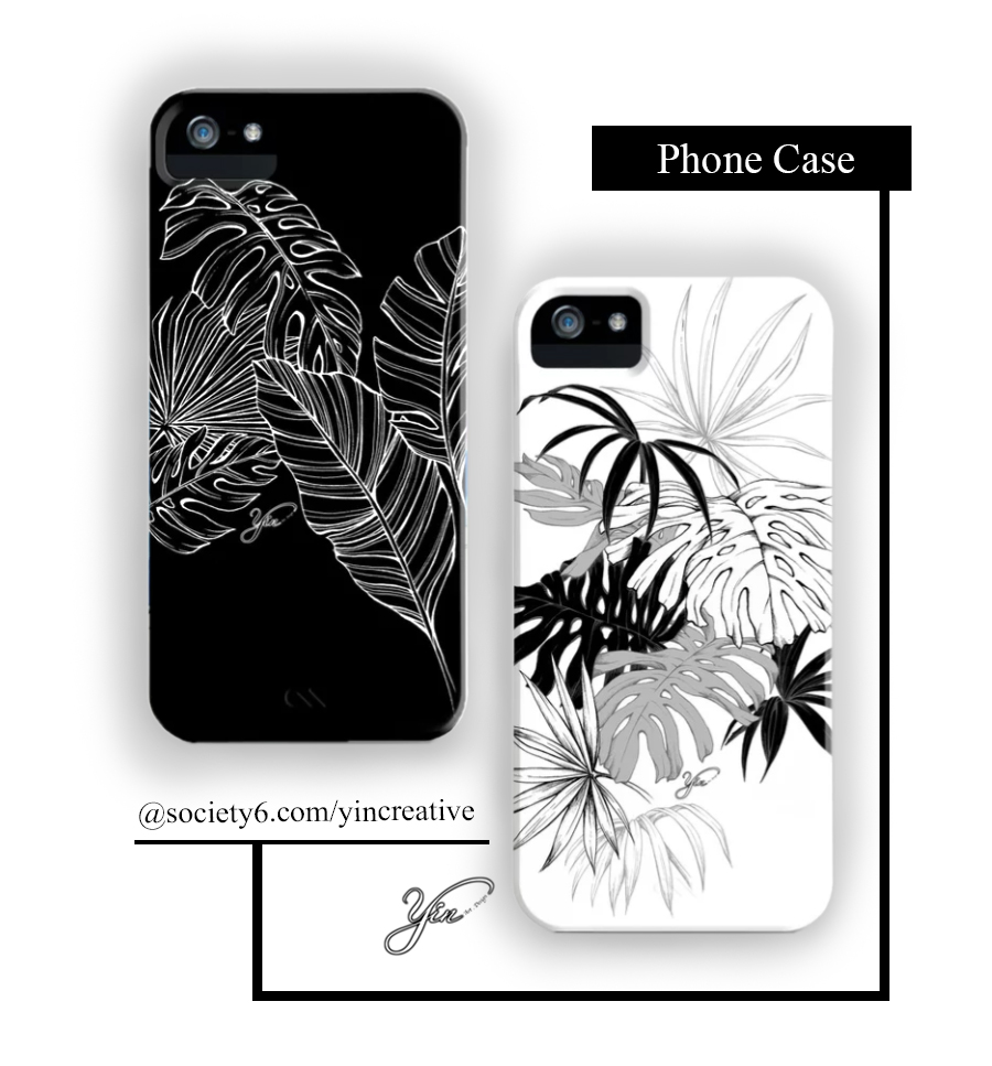 Story Template- Society 6- phone case 1.