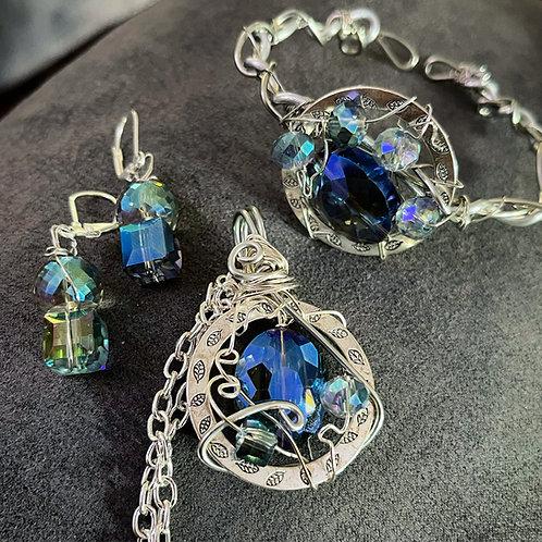Crystal Blue Set