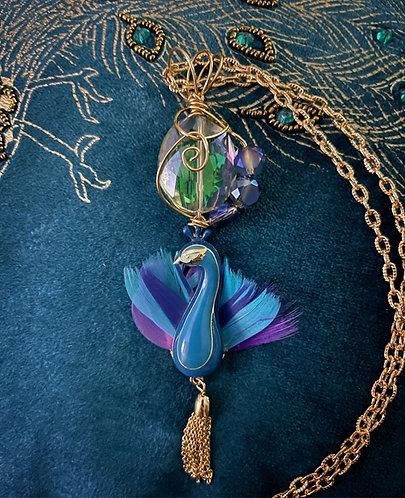 Unique Peacock